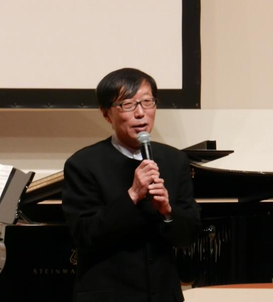 和合さん作詩の「つぶてソング」...